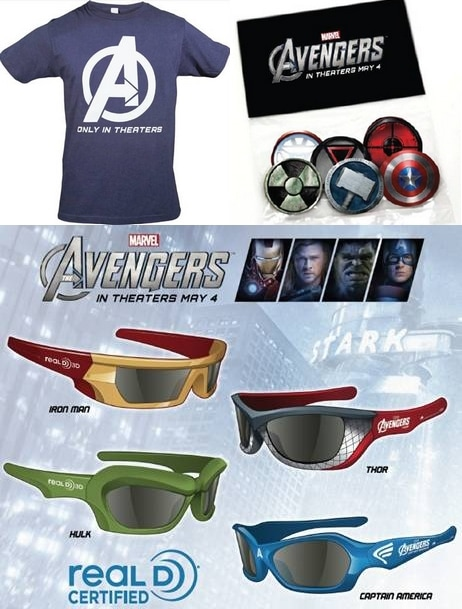 Marvel The Avengers Giveaway