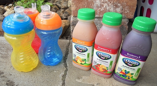 Odwalla Champions for Kids Game Day