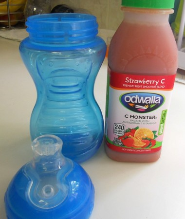 Odwalla & Champions for Kids