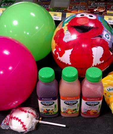 Take the Champions for Kids Odwalla Game Day Challenge!