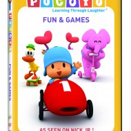 Pocoyo Fun & Games DVD Review