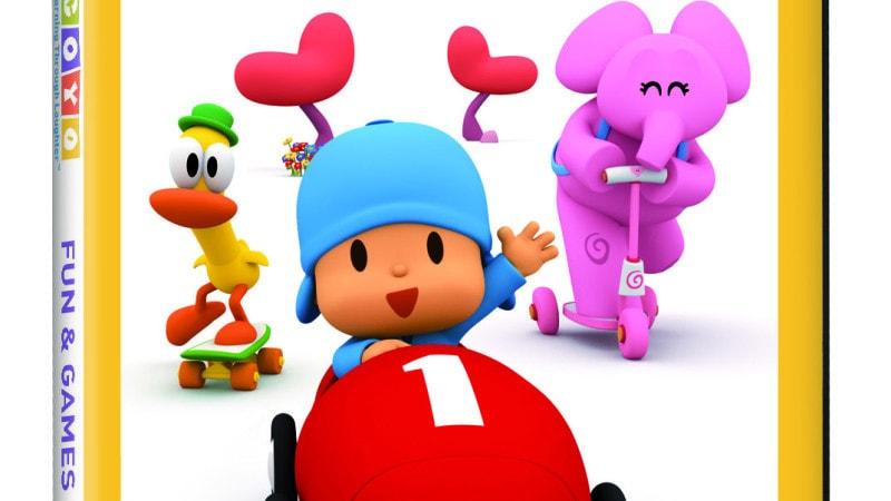 Pocoyo Fun & Games DVD Review