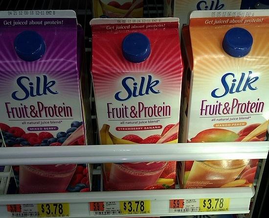 Silk Fruit&Protein