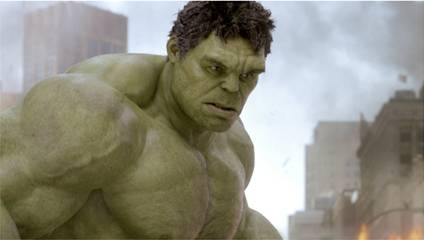 Marvel's The Avengers Incredible Hulk