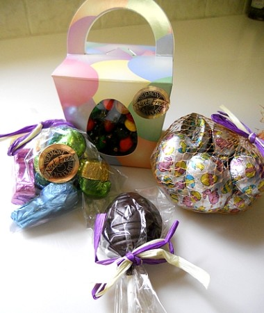 Vermont Nut Free Chocolates for your Easter basket