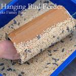 Mothers Day Craft: Hanging Bird Feeder Craft