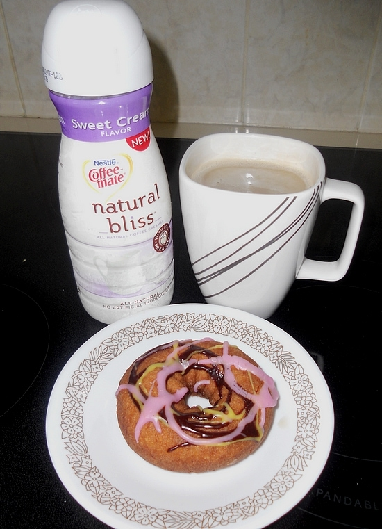 Natural Bliss creamer #NaturalBlissWM