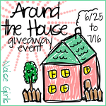 AroundTheHouse Around The House Living Room Giveaway Event  #noisegirls US