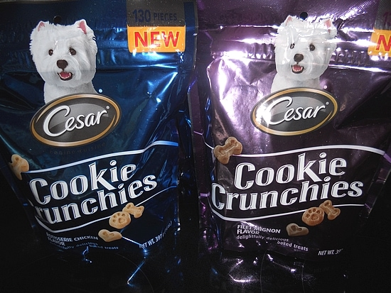 Cesar Cookie Crunchies