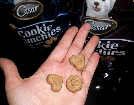 Cesar Cookie Crunchies Treats for Small Dogs