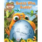 Get Caught Reading with Dinosaur Train Giveaway