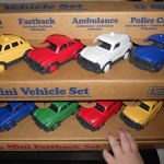Green Toys Giveaway :Mini Vehicle & Mini Fastback Set – US