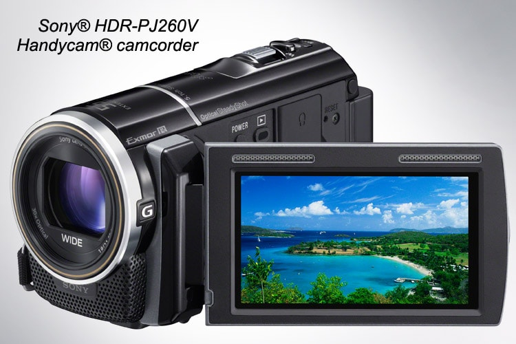 Sony Handycam Full HD Camcorder