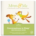 Hallmark Mom & Me Recordable Book