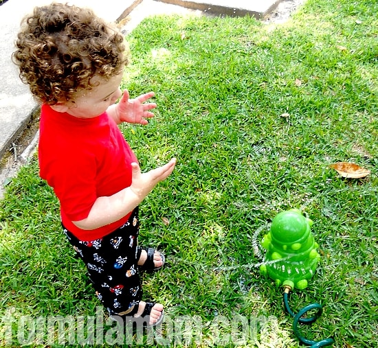 Imperial Toy Little Tikes Turtle Topple Sprinkler