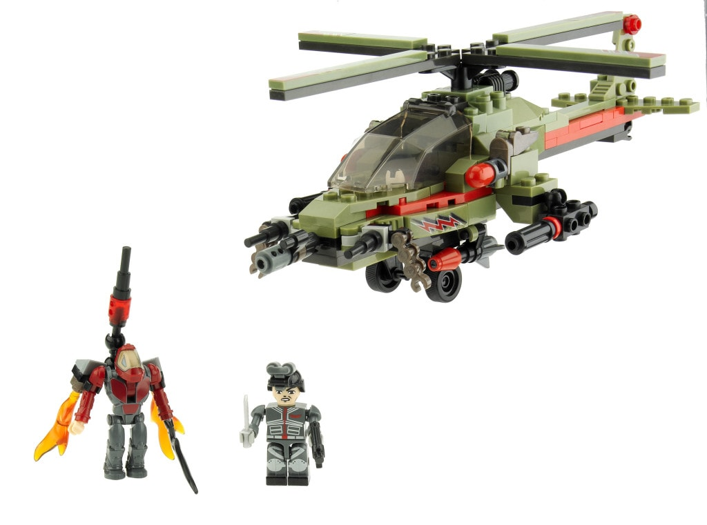 KREO Battleship Combat Chopper