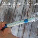 DIY Multi Bubble Maker Craft for Kids