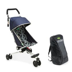 QuickSmart Backpack Stroller Review - Formula Mom: Houston TX Mom Blog