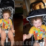 Travel Light with QuickSmart Backpack Stroller