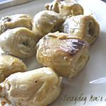 Tasty Tuesday: Roasted Artichoke Hearts Recipe