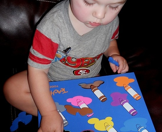 Baby Genius in the Making with Teach My Toddler!