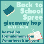 Back to School Giveaway Hop! #b2sspree