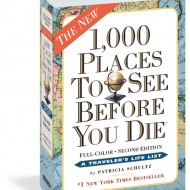 Father's Day Gift Idea: 1,000 Places to See Before You Die (Review) #FathersDay