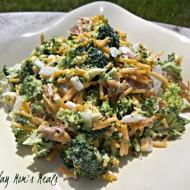 Barbecue Recipes Broccoli Salad Side Dish