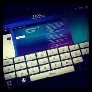 BlackBerry Playbook Makes a Great Gift for Tech-Savvy Dads! (Review) #FathersDay #noisegirls