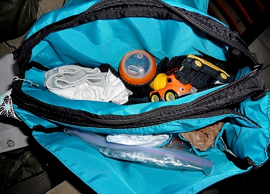 Getting organized with The Devyn Bag