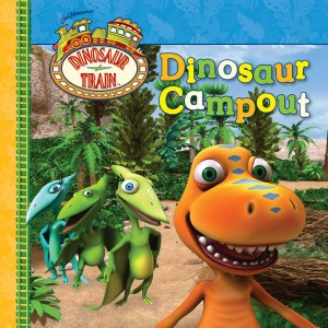Dinosaur Train Dinosaur Campout