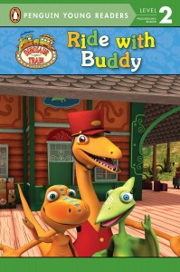 Dinosaur Train Ride With Buddy