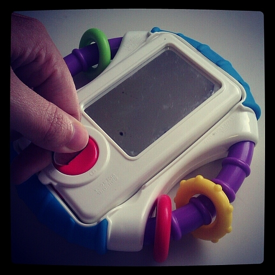 Fisher-Price Apptivity case protects your iPhone