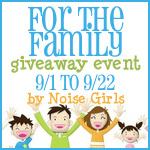 For the Family Giveaway Event