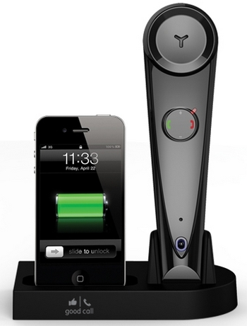 Good Call Bluetooth Handset for iPhone