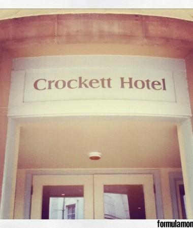 Historic San Antonio Crockett Hotel