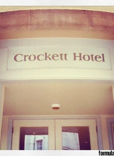 Historic San Antonio Hotel The Crockett Hotel