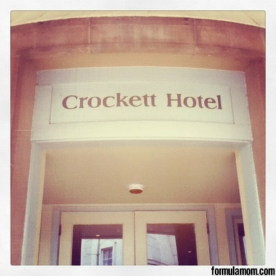 Historic San Antonio Crockett Hotel
