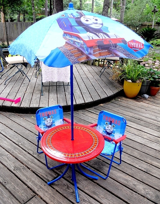 Jakks Pacific Thomas the Train Patio Set