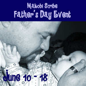 Makobi Scribe Father's Day Giveaway