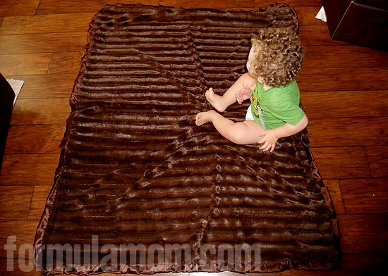 Minky Couture offers soft, luxurious blankets for the entire family!