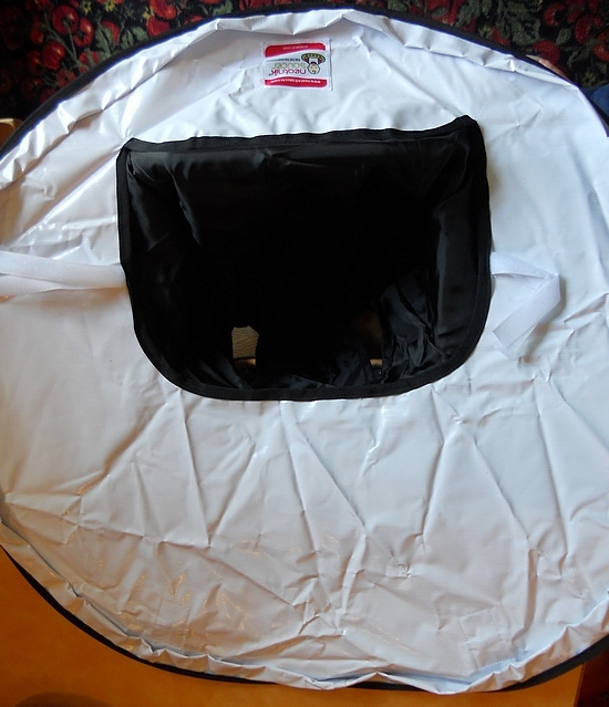 Neatnik Saucer High Chair cover