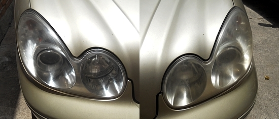 Father's Day Gift Idea: Quixx Headlight Restoration Kit
