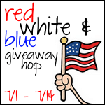 Red White Blue Giveaway Hop