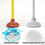 Rubbermaid Clean & Dry Plunger Giveaway – US/CAN