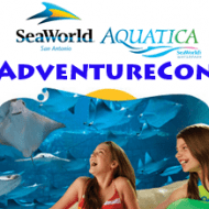 Formula Mom is headed to San Antonio SeaWorld AdventureCon!