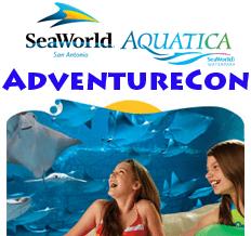 SeaWorld AdventureCon