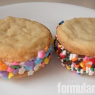 TCBY Cookies & Cream Homemade Ice Cream Sandwiches (National Oreo Day) #TCBYGrocery #Cbias