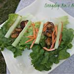 Tasty Tuesday: Teriyaki Shrimp Lettuce Cups Recipe