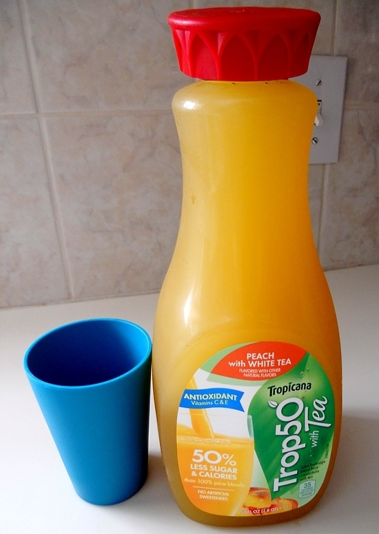 Trop50 Juice with Tea is refreshingly different!